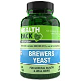 Brewers Yeast, 300 mg, 250 Tablets (Natural Source of B-Vitamins, Amino Acids and Minerals)