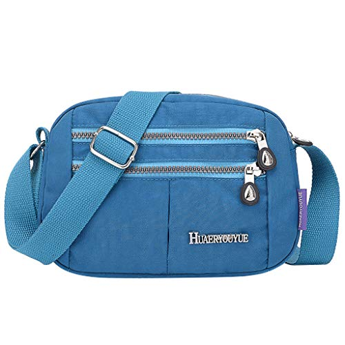 Ladies Shoulder Bags Crossbody Bags Elegant Daily Purpose Shopping Handbags Nylon A variety of gorgeous colors Fashionable and beautiful Excellent birthday gifts for couples