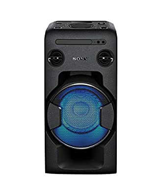 Sony MHC-V11 Compact High Power One Box Party Speaker, Black from Sony