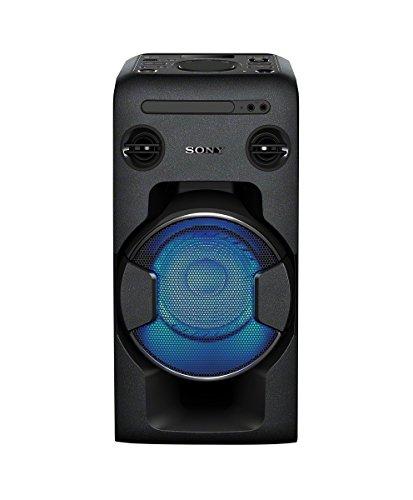 Sony MHC-V11 Compact High Power One Box Party Lautsprecher schwarz
