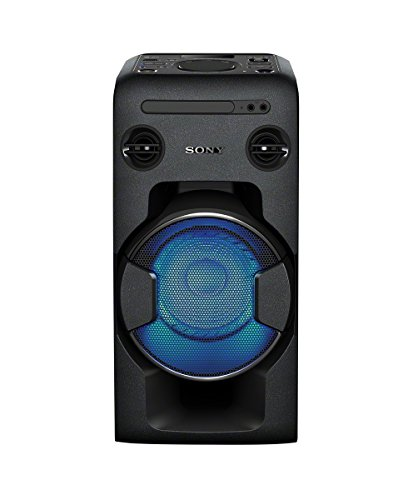 Sony MHC-V11 Compact High Power One Box Party Speaker, Bl