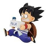 POU Dragon Ball Budokai BWFC2 BP Milk Delivery Junior World Goku World Congress Handmade Anime Model Decoration Crafts Z-2020-9-2