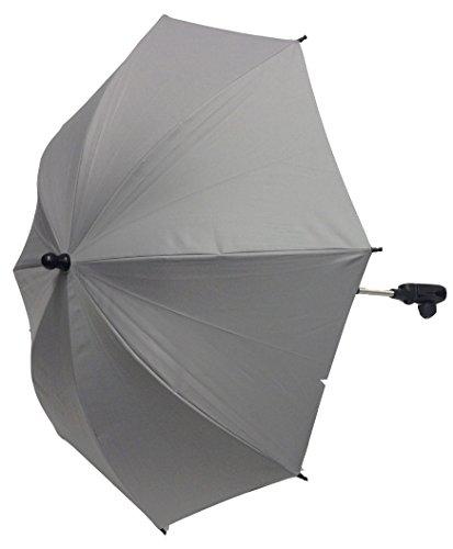 Baby parasol compatibel met EasyWalker Mini grijs