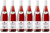 De Casta, Vino Rosado - 6 botellas de 37.5 cl, Total: 2250 ml