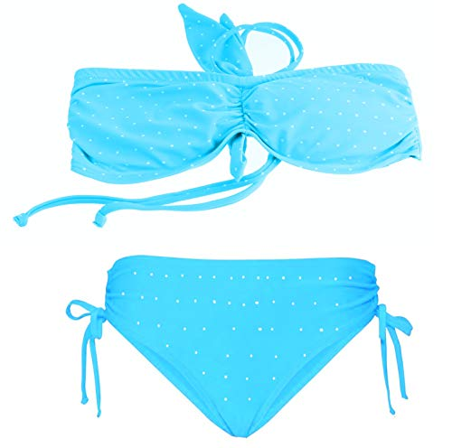 Brunotti bikini voorgevormde Seldaladies blauw/wit maat 38C