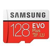 Honelife メモリストレージカード32GB / 64GB / 128GB / 256GB 100MB / S 4K Class10マイクロSDカードレッドプラスU3 128GB