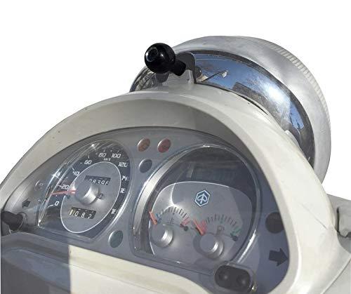 Staffa GPS/Smartphone con sfera RAM Mount per Piaggio Beverly 300/350