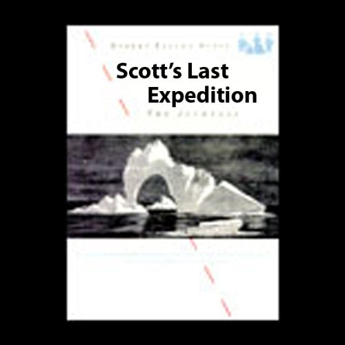 Scott's Last Expedition audiobook cover art