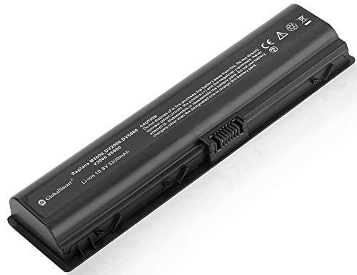 Globalsmart Batería para portátil Alta Capacidad para HP Presario C700 6 Celdas Negro