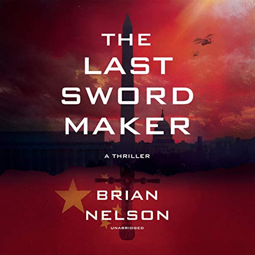 The Last Sword Maker cover art