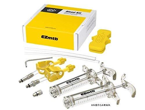 CELT er EZ MTB Bicicleta Kit de Purga de Frenos hidráulicos para...