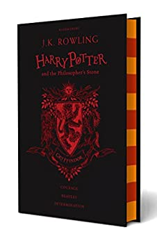 HARRY POTTER AND THE PHILOSOPHER S STONE - GRYFFINDOR EDITION  RELIE