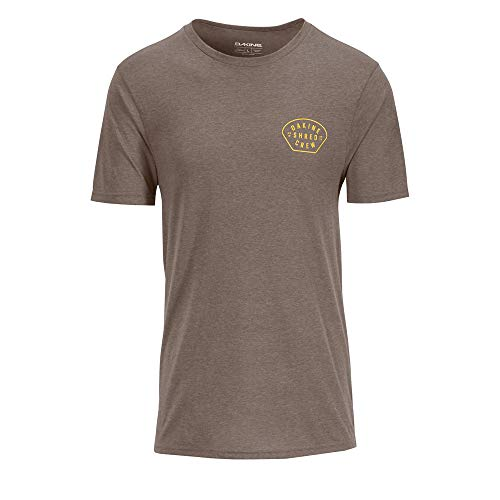 DAKINE Shred Crew Tech T SS Shirt Men grit Größe S 2019 Radtrikot kurzärmlig