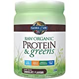 Garden of Life Raw Protein & Greens I Pflanzenprotein I
