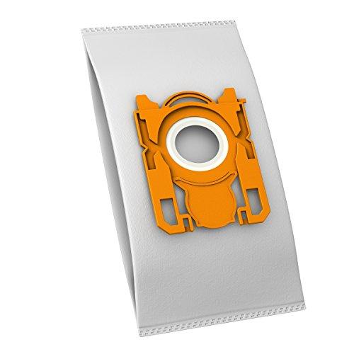 McFilter ESM 16 Lot de 20 sacs d'aspirateur pour Philips Performer Active FC8575/09