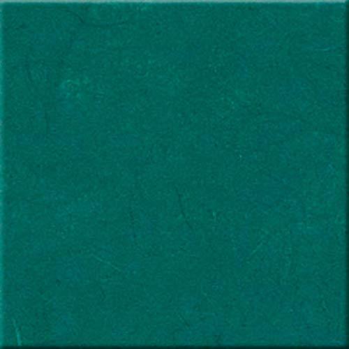 Stamperia - Papel de arroz liso, 50 x 70 cm, 4 uds, color verde oscuro