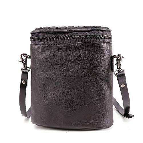 Bolso de Mujer Señoras pequeña taleguilla del mensajero del monedero bolsos crossbody for los bolsos de trabajo de la vendimia del bolso de hombro ocasional con correa ajustable Bolsos de Hombro