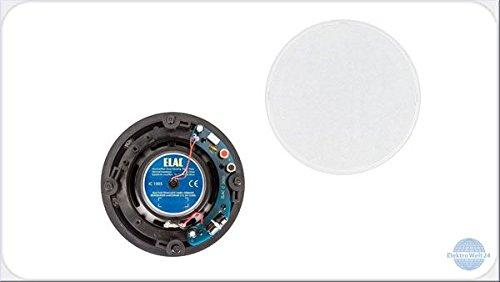 ELAC IC 1005 InCeiling Decken Einbau - Lautsprecher arctic white - Stück