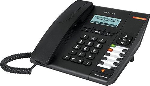 Alcatel ATL1414639 Temporis IP151 SIP PoE schwarz