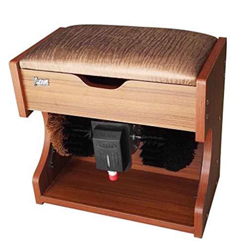 Schuh Polierreinigungs Maschine Schuh glänzende Maschine Elektrische Schuh Poliermaschine Automatische Induktions Staub Bürsten Ausrüstungs Schuhe, die Wartung pflegenRoscloud@