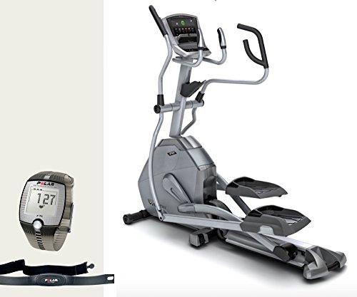 XF40i Touch Vision Fitness Elliptical Crosstrainer - FT1 Polar Pulsuhr und Bodenmatte