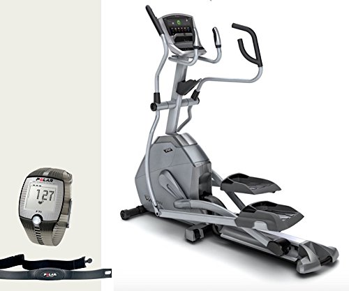xf40i Touch Vision Fitness Ellittica Cross Trainer – FT1 Polar cardiofrequenzimetro e tappetino