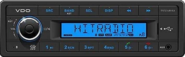 Vdo 24 Volt Bluetooth Lkw Radio Rds Tuner Mp3 Wma Elektronik