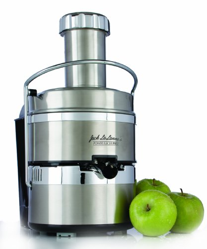 Jack Lalanne PJP Power Juicer Pro Stainless-Steel...