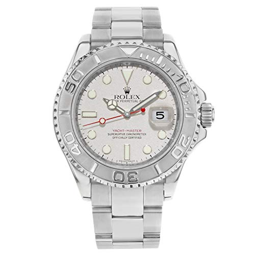 Rolex Yacht-Master Automatic-self-Wind Male Watch 16622 (Certified Pre-Owned)