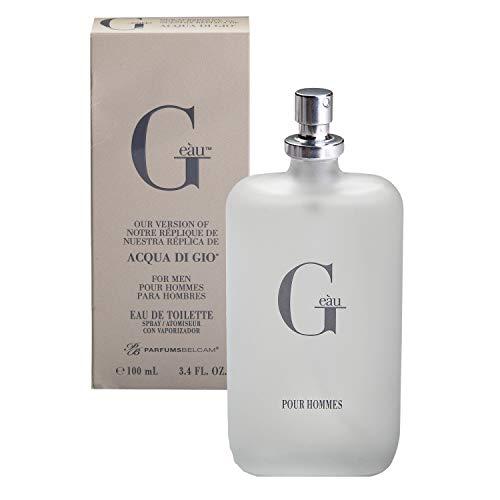 Parfums Belcam G eau Acqua Di Gio Eau de Toilette Spray for Men - 3.4 oz