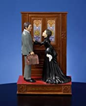 The San Francisco Music Box Company Gone with The Wind Frankly My Dear Figurine
