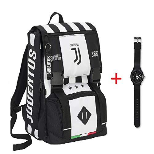 Juventus League Zaino sdoppiabile big 19+orologio (astuccio non incluso)