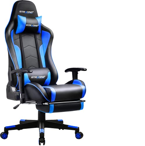 GTRACING Gaming Chair With Speakers