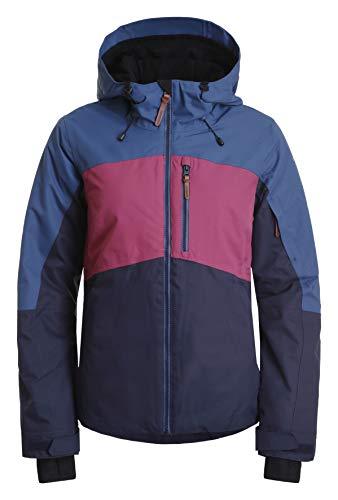 Icepeak Casoria Jacket Femme Blue FR: XL (Taille Fabricant: 42)