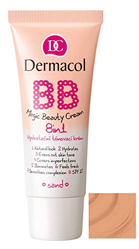 Dermacol BB Magic Beauty Cream 8in1-30ml (BB Sand)