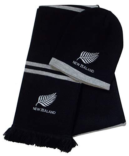 arena New Zealand Rugby Beanie und Schal