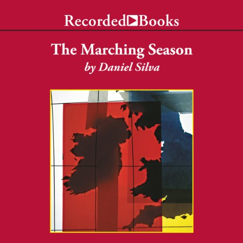 The Marching Season audiobook cover art