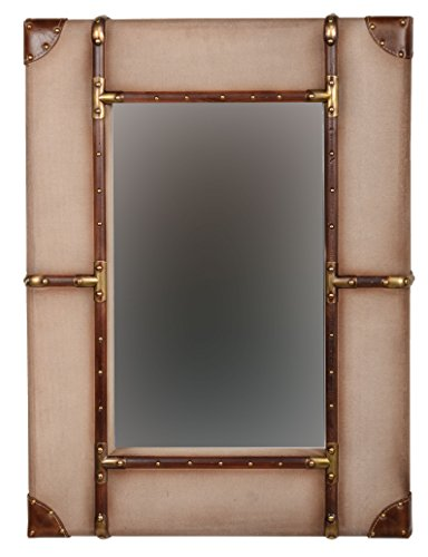 Linon Vintage Framed Wall Mirror