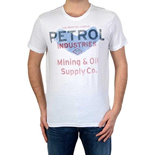 Petrol Industries Hombres Camiseta Mining & Oil