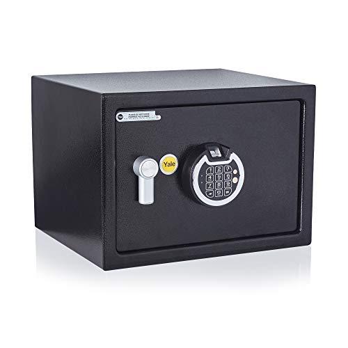 Yale YSF/250/DB1-Medium Caja Fuerte para Huellas Digitales