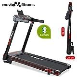 Movi Fitness Tapis roulant Professionale MF397, Pieghevole salvaspazio,...