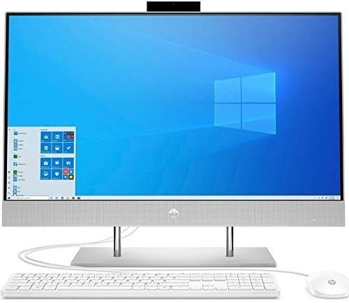 "HP All-in-One PC 27-dp0100ng 68,5cm (27"") Touch-IPS-Display, Intel i5-1035G1, 16GB RAM, 512GB SSD + 1TB HDD, Intel UHD, Win 10"