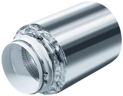 Miele Original Zubehör DASD 150 Schalldämpfer / für Dunstabzugshauben / zur Verringerung von Luft- und Motorengeräuschen / 250 mm Länge