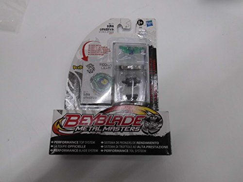 BEYBLADE Metal Masters - Toupie RAY STRIKER BB-71 D125CS Ataque
