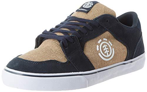 Element Herren Navy Breen Sneaker, Blau (Navy Breen 4516), 40.5 EU