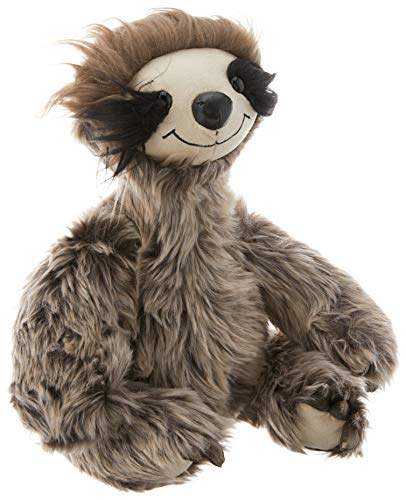 GUND Roswel Sloth Stuffed Animal Plush Dark Gray, 15'