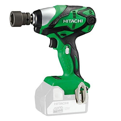 Hitachi WR18DSDLL4 - Atornillador impacto 18 V Litio sin baterias