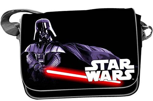 Jouets Star Wars SD SDTSDT89527 sac à bandoulière, 36 cm, noir