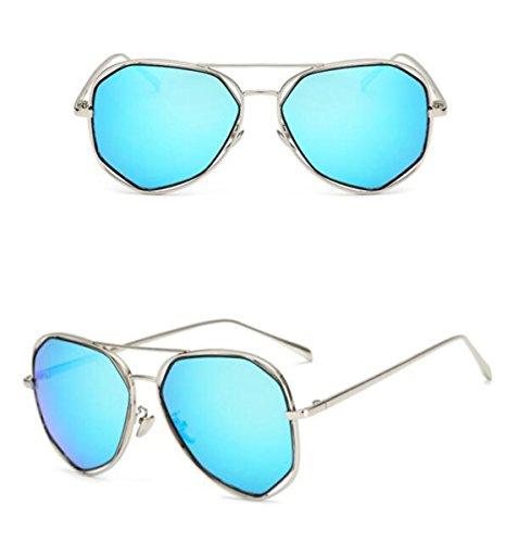 Gepolariseerde sportzonnebril UV400 bescherming onbreekbare sportbril met onbreekbaar frame voor mannen en vrouwen in vissen skiën rijden Golfen hardlopen Fietsen Camping Sport en buitenactiviteiten
