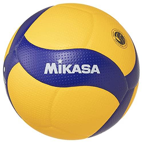Mikasa V200W, Womens,Boy,Girl,Mens Volleyballs, Yellow, One Size EU